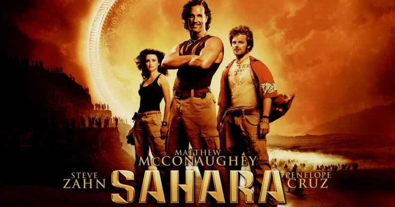 Sahara Penelope Cruz Top Ten Movies