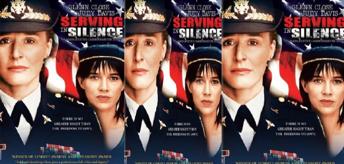 Servicing in Silence The Margarethe Cammermeyer Story Top Ten Movies By Glen Close