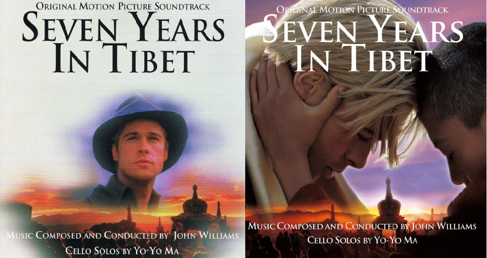 Seven Years in Tibet Famous Movies By Brad Pitt