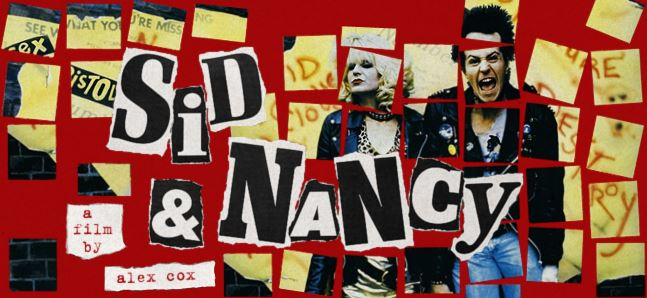 Sid and Nancy Top Ten Movies By Heath Ledger