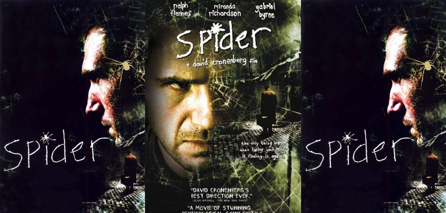Spider Top Famous Movies By Ralph Fiennes 2018