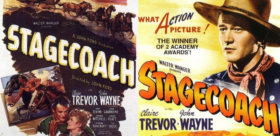 Stagecoach Top Most Popular Movies By John Wayne 2018
