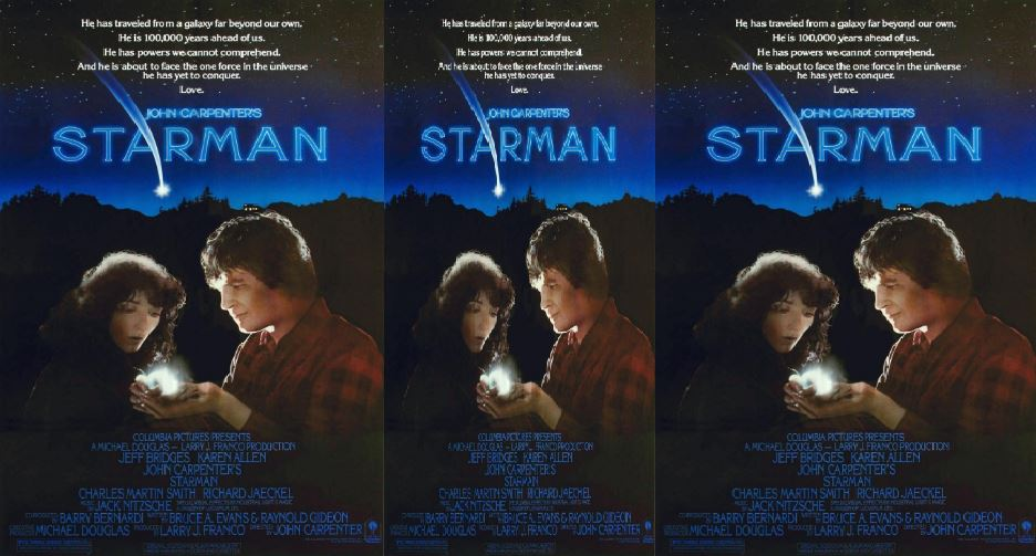 Star Man Top Popular Movies By Jeff Bridges 2019