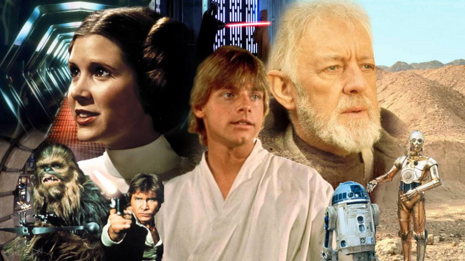 Star Wars (1977) Top Most Movies By Alec Guinness 2018