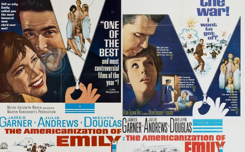 The Americanization of Emily Top Famous Movies By Julie Andrews 2018