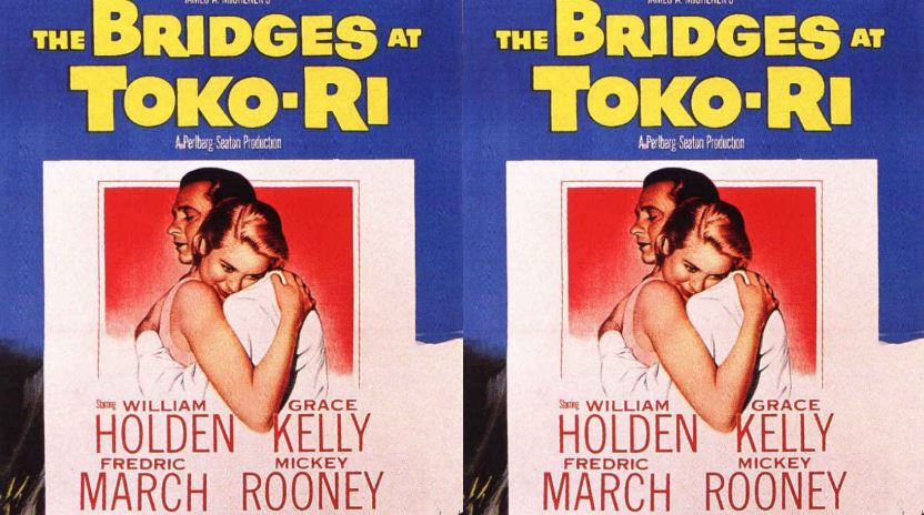 The Bridges at Toko-Ri Top 10 Movies By Grace Kelly