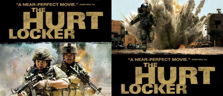 The Hurt Locker Top Ten Movies By Ralph Fiennes