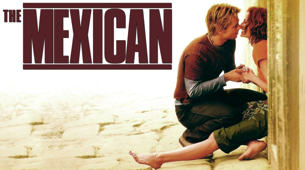 The Mexican Most Famous Movies By Brad Pitt 2019