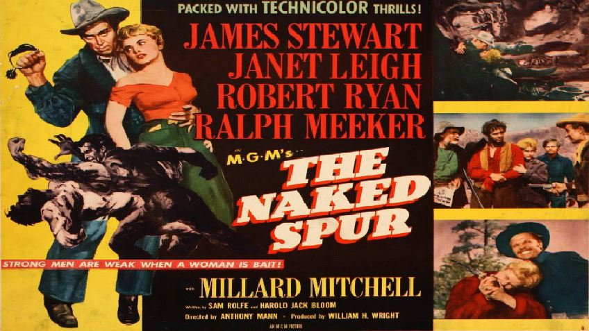 The Naked Spur Top Famous Movies By Janet Leigh 2018