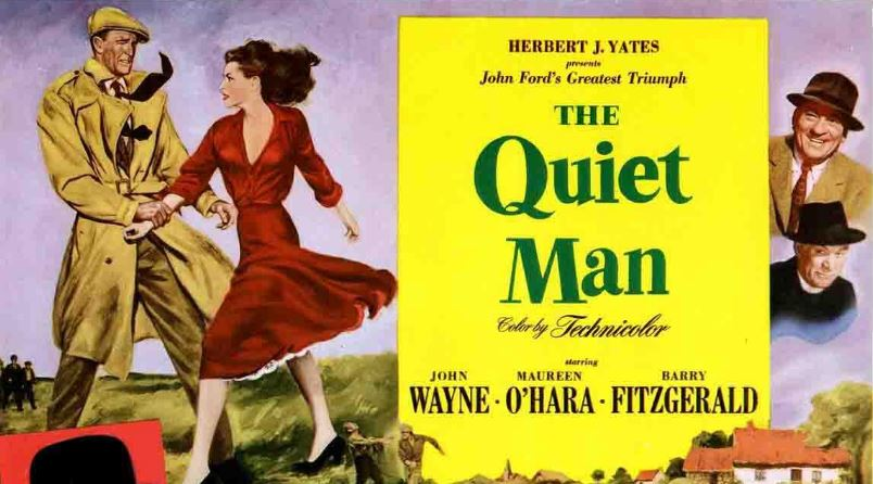 The Quiet Man Top Most Famous Movies By John Wayne 2019