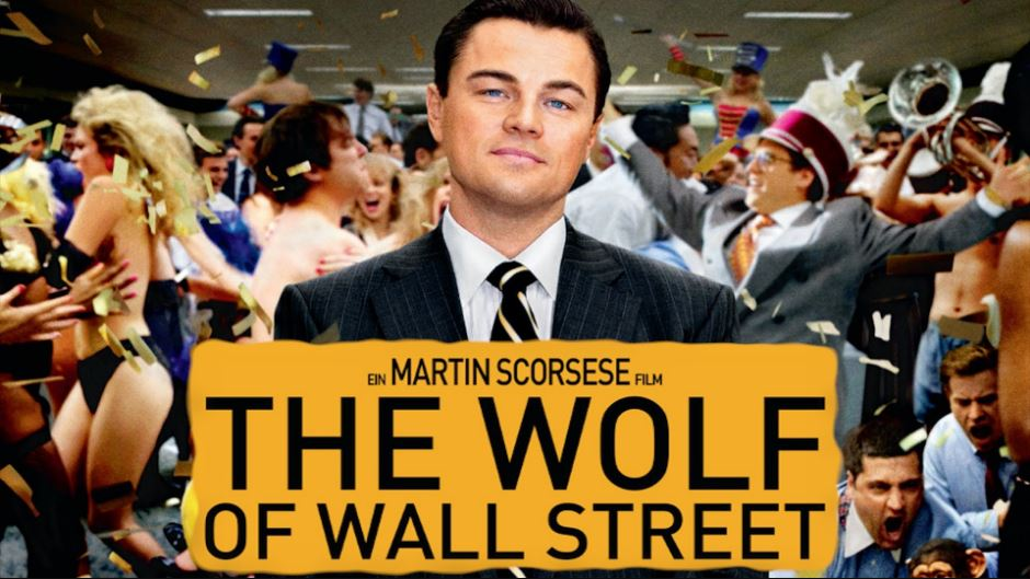 The Wolf on Wall Street (2013) Top Ten Movie By Martin Scorsese