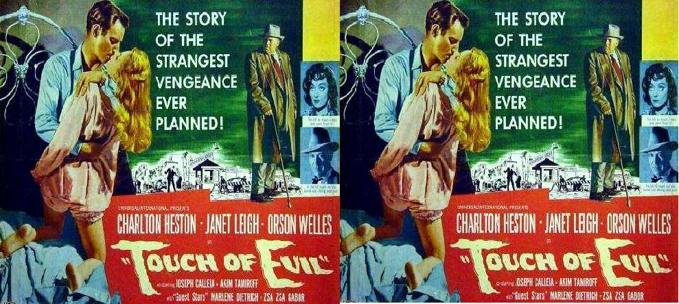 Touch of Evil Most Famous Movies By Janet Leigh 2019