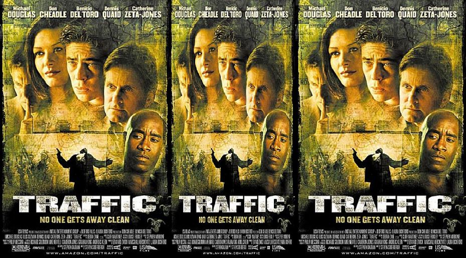 Traffic Most Famous Movies By Michael Douglas 2018