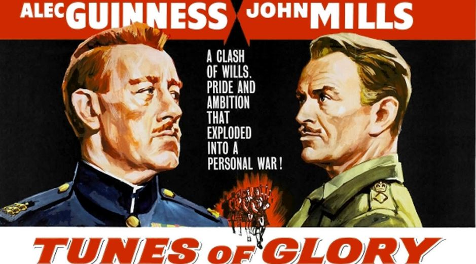 Tunes of Glory (1960) Top Famous Movies By Alec Guinness 2018