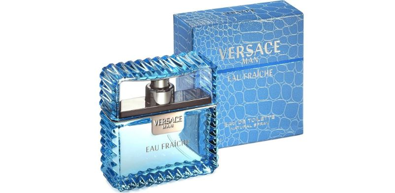 Versace Man Eau Fraiche Top 10 Best Selling Colognes For Young Women in Tha World