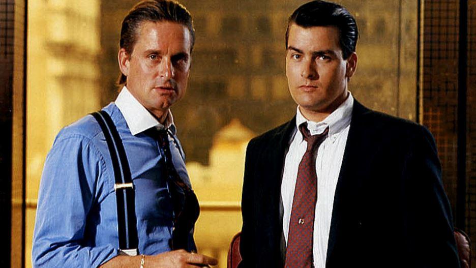 Wall Street Top Ten Movies By Michael Douglas