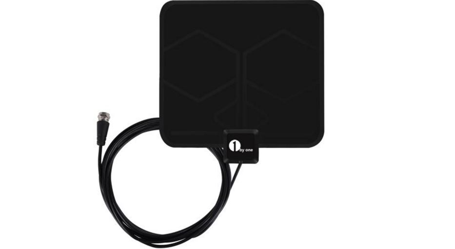 1BYONE HDTV ANTENNA Top Most HDTV Antenna Reviews in 2017