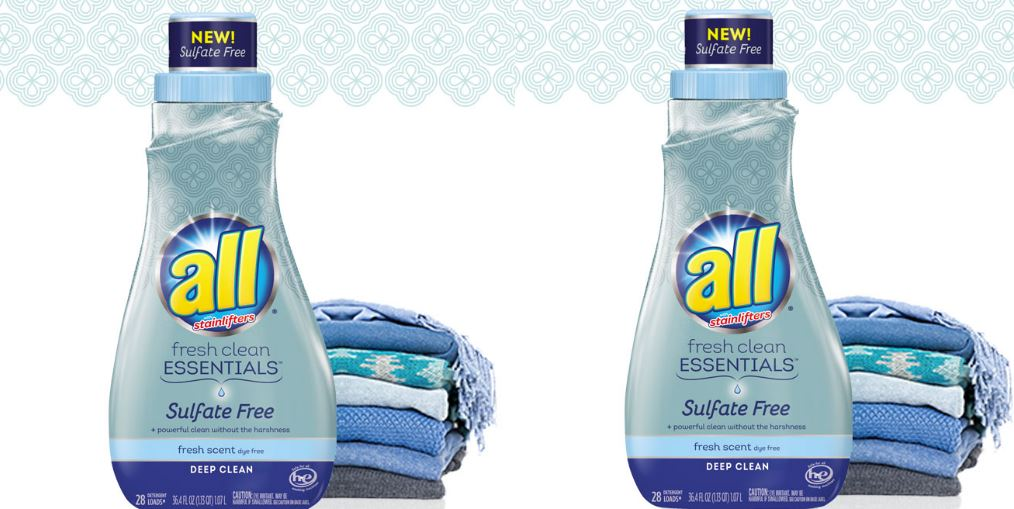 All Fresh Clean Laundry Detergent Top Famous Smelling Laundry Detergents Reviews in 2017