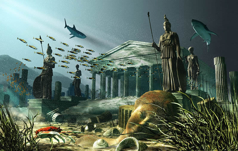 Ancient Atlantis