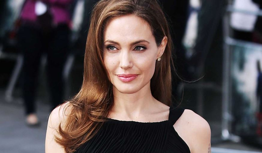 Angelina Jolie Top Most Beautiful American Women in 2017