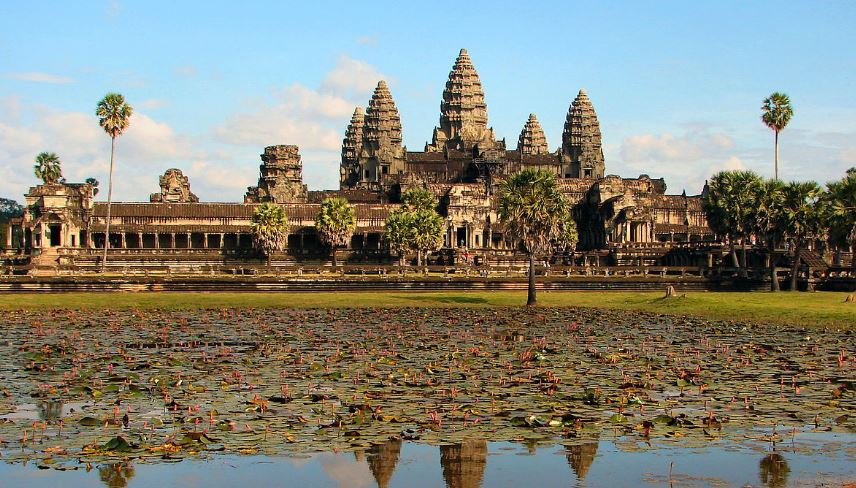 Angkor Top Famous Man Made Wonders in The World 2017