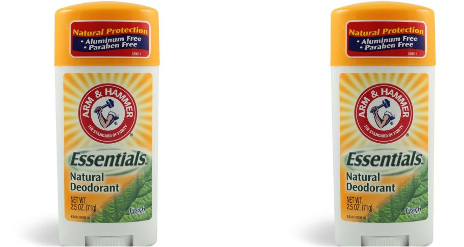 Arm & Hammer Natural Deodorants Top Most Famous Selling Deodorant for Men in 2017