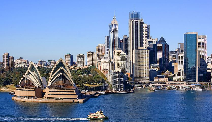 Australia Top Famous Safest Countries in The World 2017