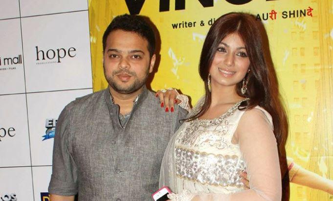 Ayesha Takia & Farhan Azmi