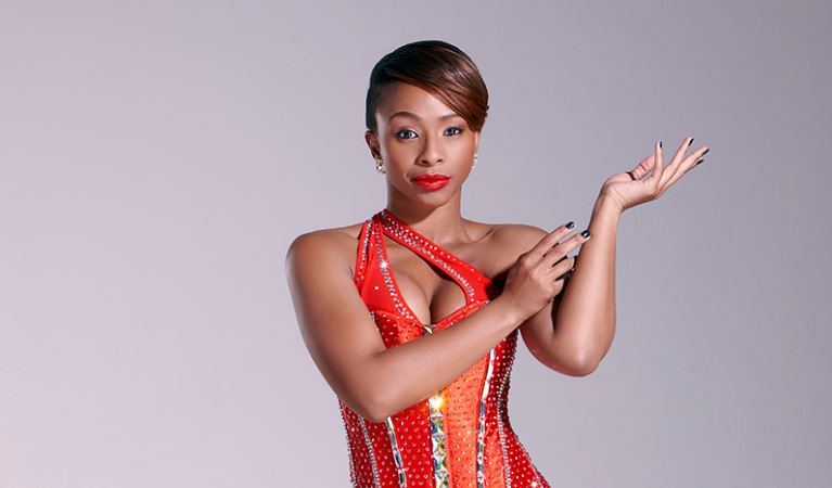 "Boitumelo ""Boity"" Thulo Top Best South African Actresses 2017"