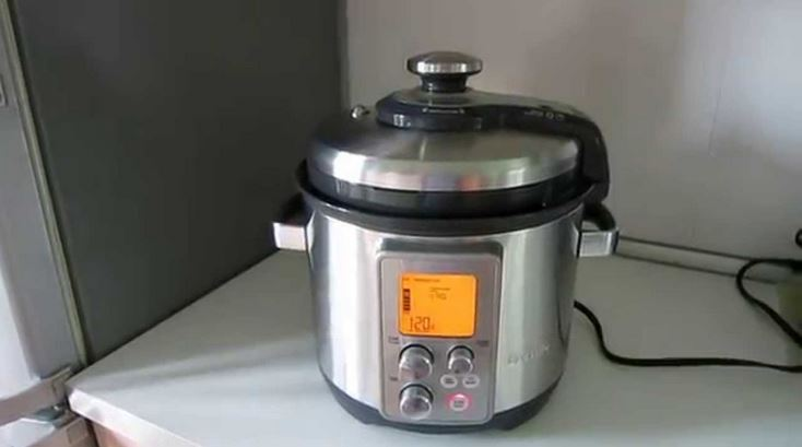 Breville Fast Slow Pro Top Famous Pressure Cookers Reviews 2018