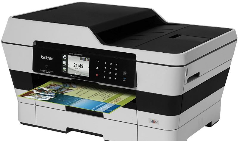 Brother MFC- J6920DW Top Most Inkjet Printers in 2017