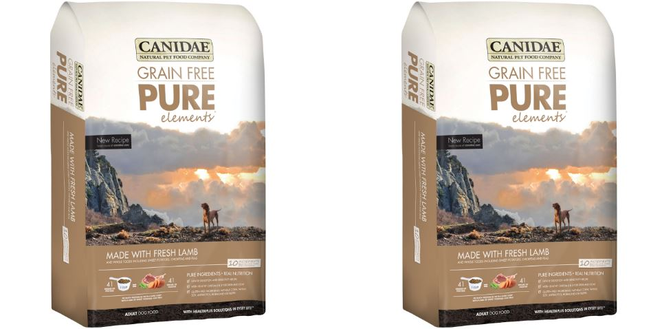 Who Carries Canidae Dog Food