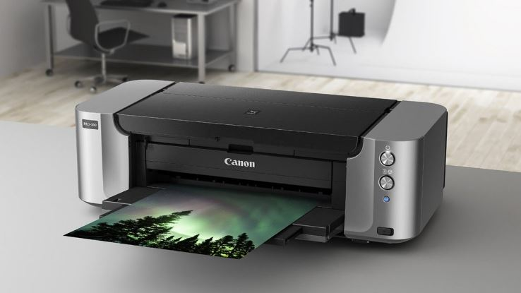 Canon PIXMA Pro-100 Top Popular Inkjet Printers in 2018