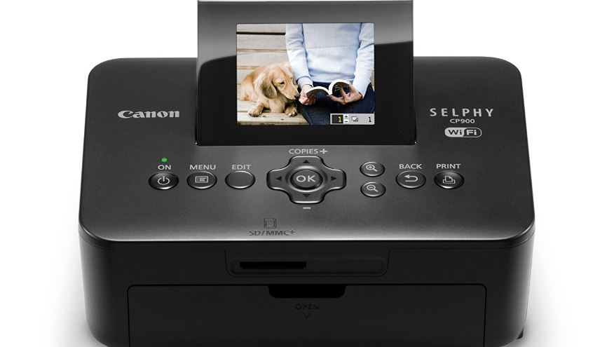 Canon selphy colour Photo printer