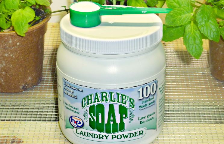 Charlie's Laundry Powder Soap