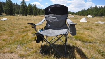 Coleman Camping Quad Chair Top Popular Camping Chairs Reviews 2019