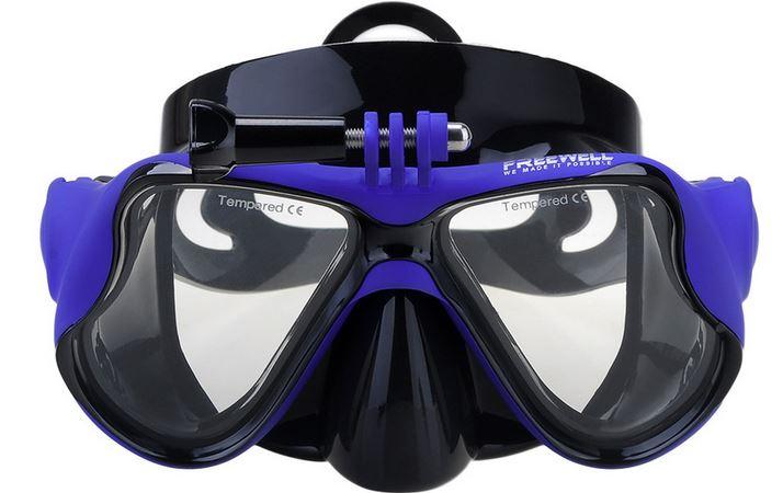 Cressi Ranger Scuba Diving Mask Top Most Popular Scuba Diving Masks in 2019