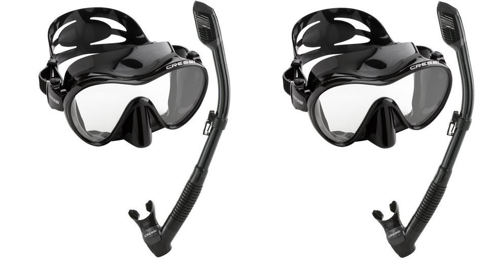 Cressi Scuba Diving and Snorkeling Mask