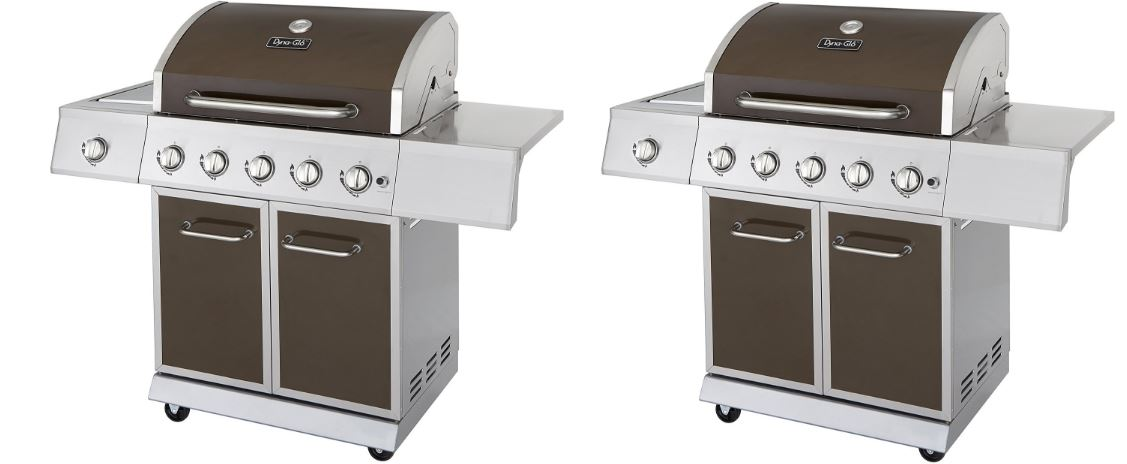 DYNA- GLO Dge Series Propane Grill
