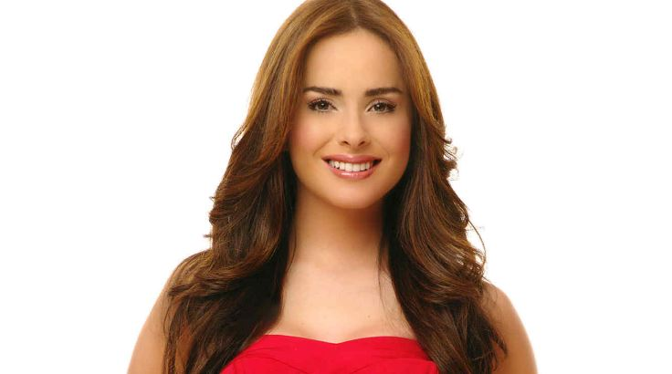 Danna Garcia Top Famous Beautiful South American Models in 2018