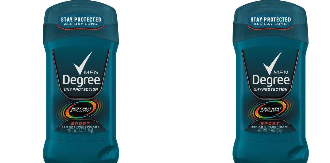 Degree Men Antiperspirant and Deodorant