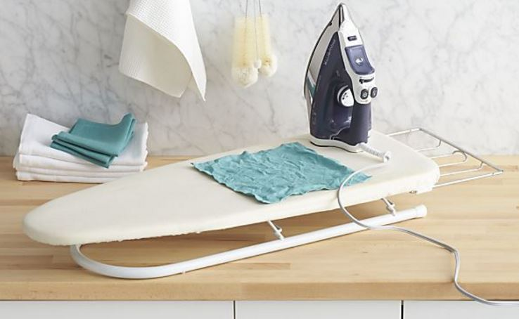 Deluxe Polder Tabletop Ironing Board