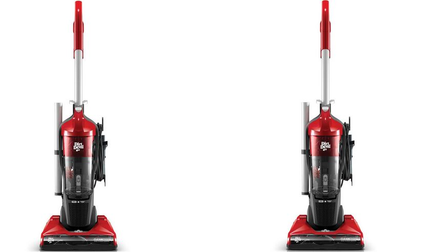 Dirt Devil Red Electric Broom Top Famous Electric Brooms in 2018