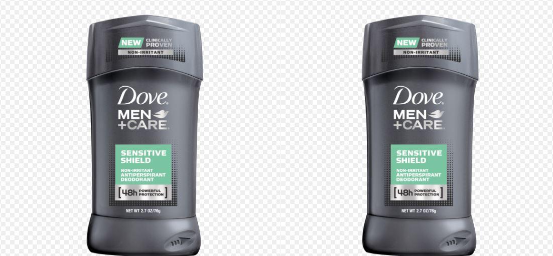 Dove Men+ Care Deodorant and Antiperspirant