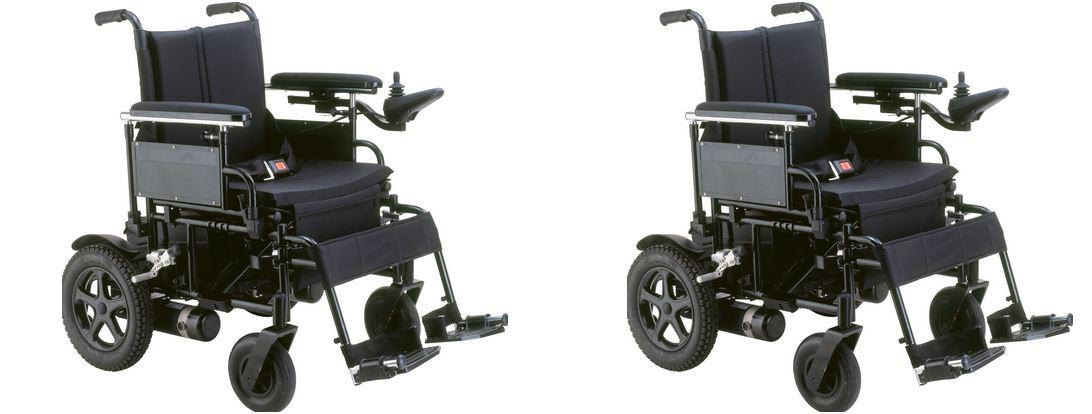 Drive Medical Cirrus plus Power Wheelchair