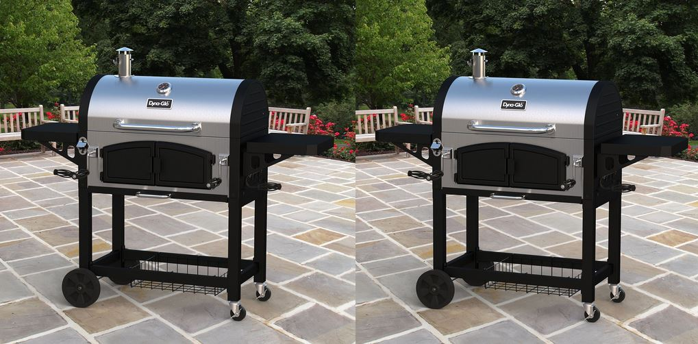 Dyna-Glo Dual Zone Charcoal Grill