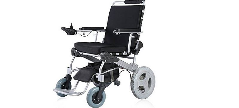 EZ Lite Cruiser Heavy Duty Deluxe Electric Wheelchair