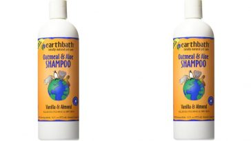 EarthBath All Natural Pet Shampoo Top Famous Selling Dog Shampoo in 2018