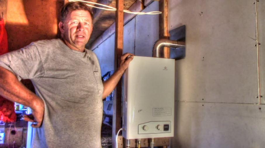 Eccotemp FVI-12-NG Tankless Water Heater