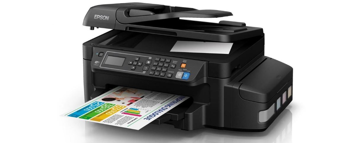 Epson wireless colour printer